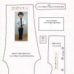 Free Printable #sewing Patterns For Ken #dolls' #clothes   Ken Clothes Patterns Free Printable