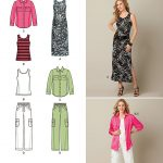 Free Printable Sewing Patterns | Simplicity 2189   Misses' & Plus   Free Printable Plus Size Sewing Patterns