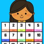 Free Printable Spanish Flashcards Numbers 1 30   Free Printable Number Flashcards 1 30