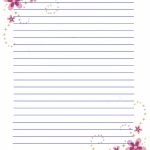 Free Printable Stationery Paper With Lines   Kaza.psstech.co   Free Printable Stationary With Lines