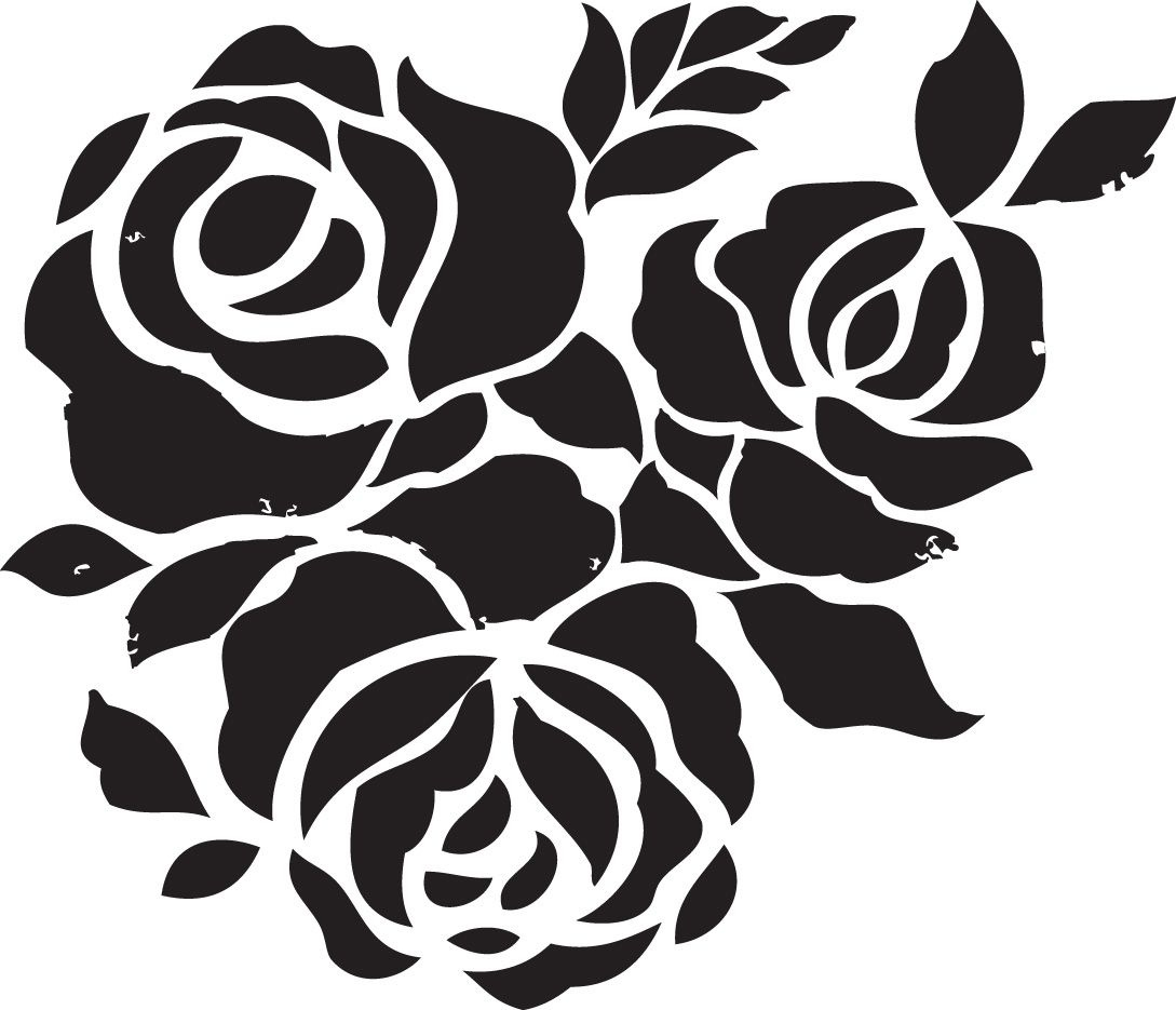 Free Printable Stencils For Painting T Shirt   Stencils Designs Free - Free Printable Lace Stencil