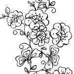 Free Printable Stencils Of Trees | Stencils Designs Free Printable   Free Printable Lace Stencil