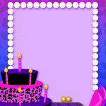 Free Printable Sweet 16 Birthday Invitation | Things I Love | Sweet   Free Printable Sweet 16 Birthday Party Invitations