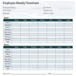 Free Printable Timesheet Templates | Timesheet Template Free Excel   Timesheet Template Free Printable