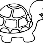 Free Printable Turtle Coloring Pages For Kids | Kuljit All | Easy   Free Printable Coloring Pages For Preschoolers