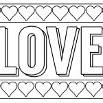 Free Printable Valentine Coloring Pages   Paper Trail Design   Free Printable Valentine Coloring Pages