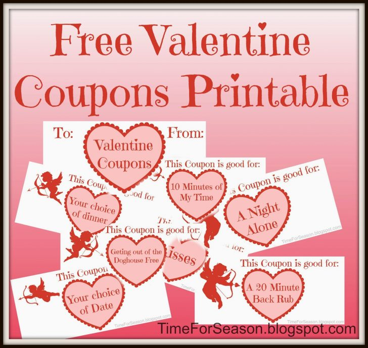 Free Printable Coupons Without Downloads