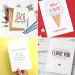 Free Printable Valentine's Day Cards   Free Valentine Printable Cards For Husband