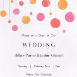 Free Printable Wedding Invitations | Popsugar Smart Living   Free Printable Wedding Cards
