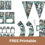"""Free Printable """"Where The Wild Things Are"""" 