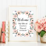 Free Printable Wifi Password Signs   Chicfetti   Free Printable Wifi Password Template