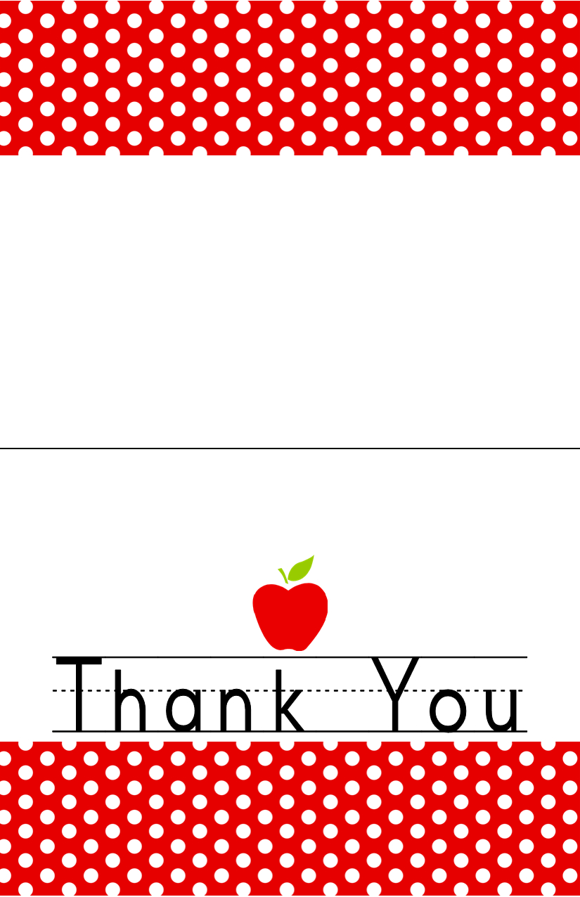 Free Printableend Of The Year Thank You Cards And Tags - Dimple - Thank You Teacher Printables Free