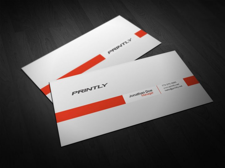 Free Printable Business Cards Online