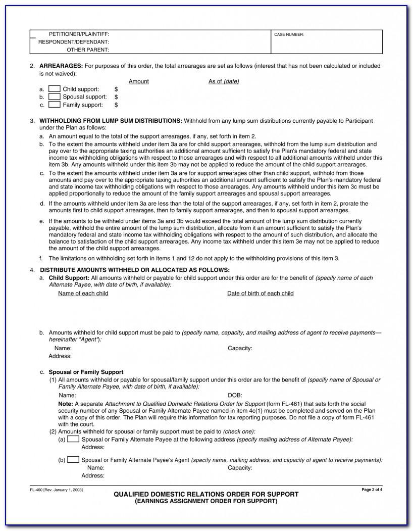 Free Qdro Form Arizona - Form : Resume Examples #8R2Nnx52A7 - Free Printable Qdro Forms