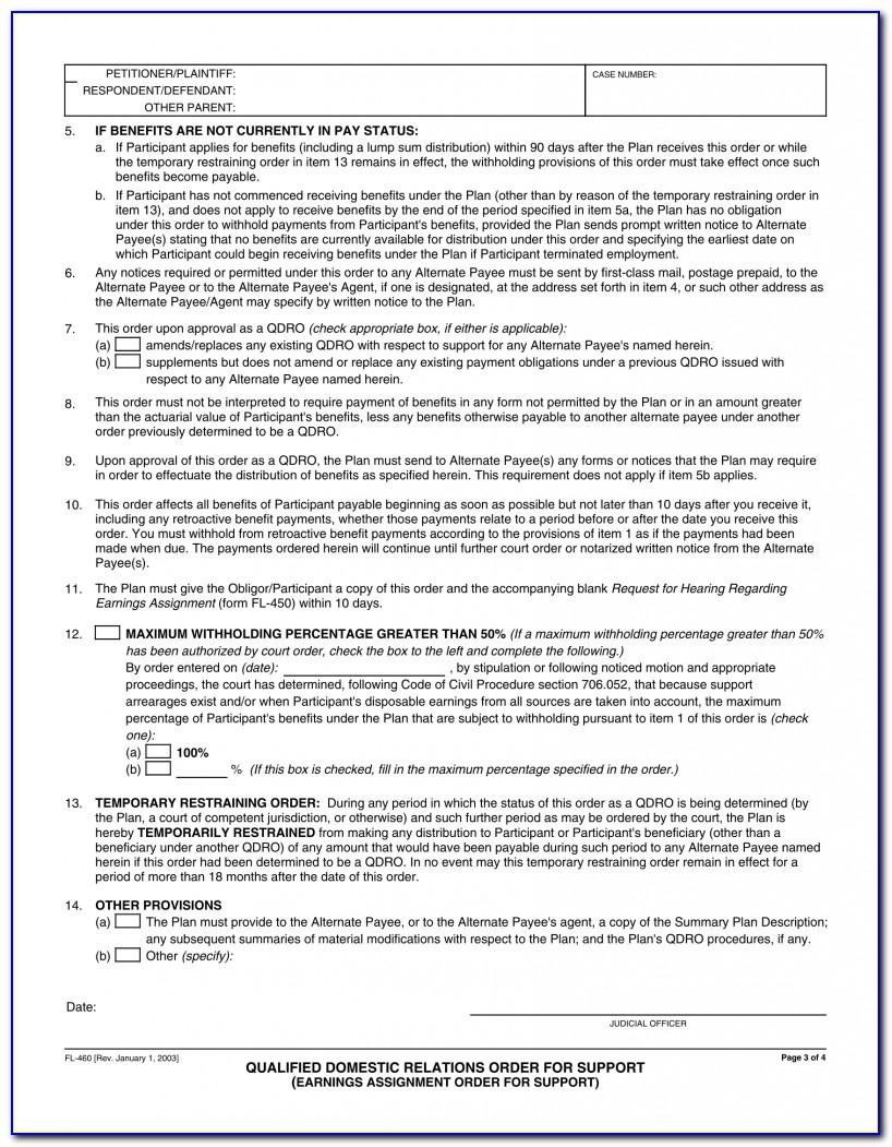 Free Qdro Form Florida - Form : Resume Examples #xwmww4Kmea - Free Printable Qdro Forms