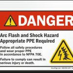 Free Safety Labels | Printable Safety Label Pdfs   Free Printable Out Of Service Sign