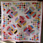 Free Scrap Quilt Pattern |   Free Printable Dutch Girl Quilt Pattern