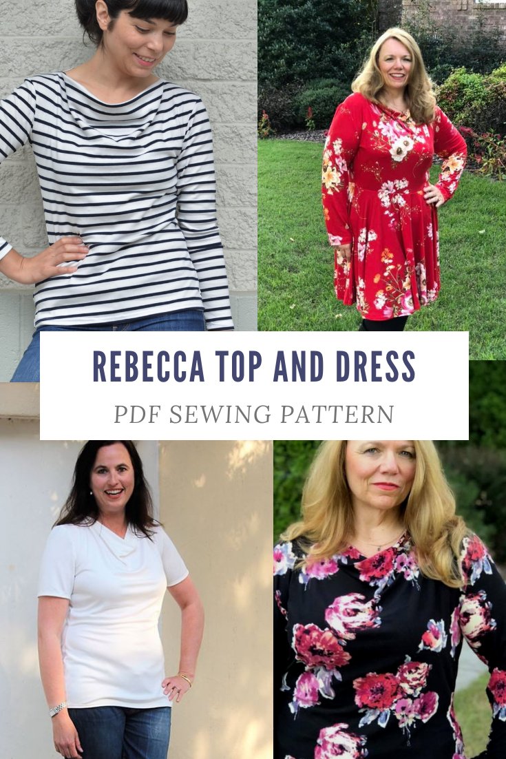Free Sewing Pattern (3) - On The Cutting Floor: Printable Pdf Sewing - Free Printable Plus Size Sewing Patterns