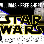 Free Sheet Music: Trumpet   Imperial March From Star Wars]   Youtube   Free Printable Trumpet Sheet Music Star Wars