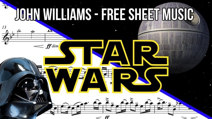 Free Printable Trumpet Sheet Music Star Wars