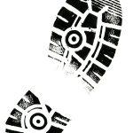 Free Shoe Prints, Download Free Clip Art, Free Clip Art On Clipart   Free Printable Shoe Print Template