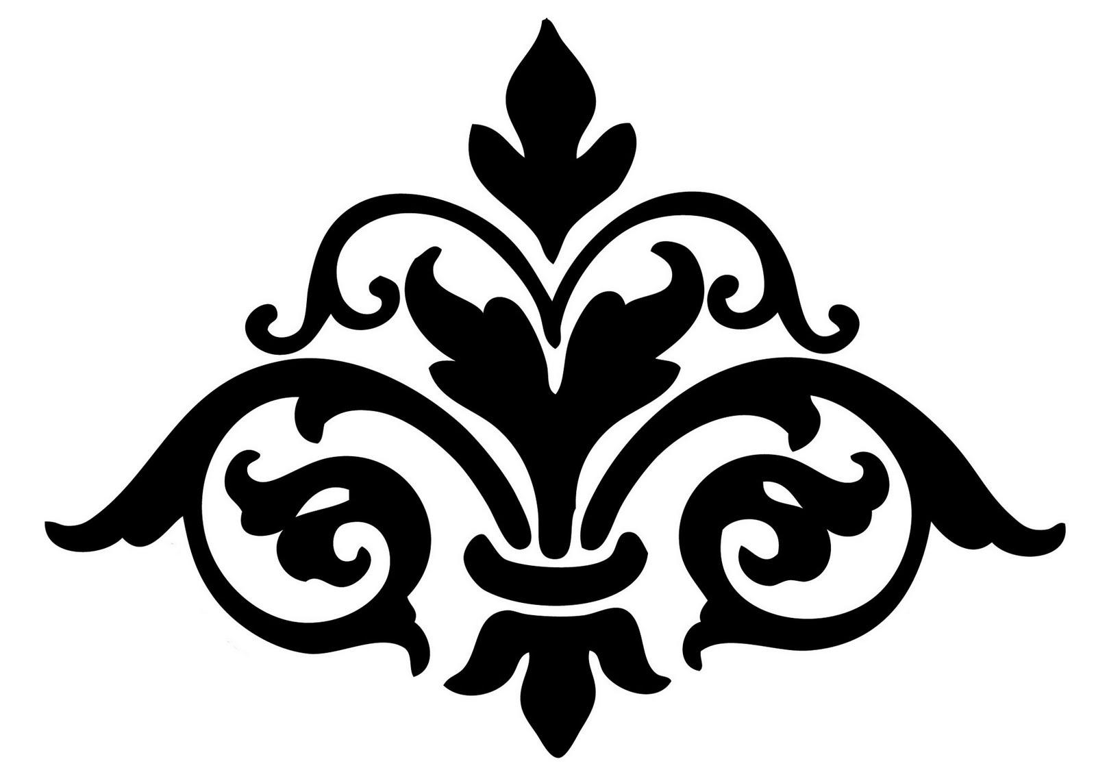 Free Stencil Pattern Cliparts, Download Free Clip Art, Free Clip Art - Free Printable Lace Stencil