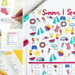 Free Summer Printables   Collection 4   5 Minutes For Mom   Free Summer Printables