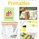 Free Summer Printables   Montessori Nature   Free Summer Printables