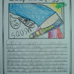 Free Swap The Squiggle Writing Download This Is A Student Example   Free Squiggle Story Printable