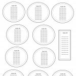 Free Table Seating Chart Template | Seating Charts In 2019 | Seating   Free Printable Wedding Seating Plan