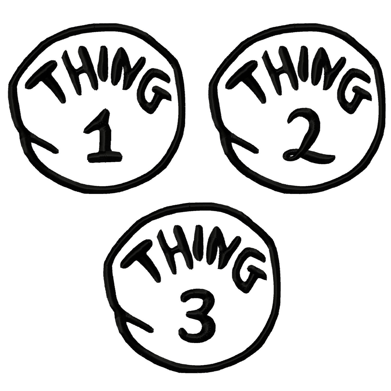 Free Thing 1 Cliparts, Download Free Clip Art, Free Clip Art On - Thing 1 Thing 2 Free Printables