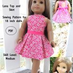 Free Tutorial Pdf | Suzymstudio … | Doll Clothes | Girl …   Free Printable Sewing Patterns For 18 Inch Doll Clothes
