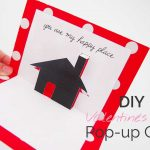 Free Valentines Day Printable Card: Cute Pop Up!   Sew In Love   Free Valentine Printable Cards For Husband