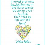 Free Valentine's Day Printables: Love & Hearts | Crafty | Heart   Free Printable Pictures Of Helen Keller