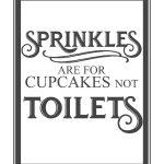Free Vintage Bathroom Printables | Printables ** | Vintage Bathrooms   Free Printable Funny Bathroom Signs