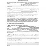 Free Virginia Lease Agreement With Option To Purchase Form   Pdf   Free Printable Lease Agreement Ny