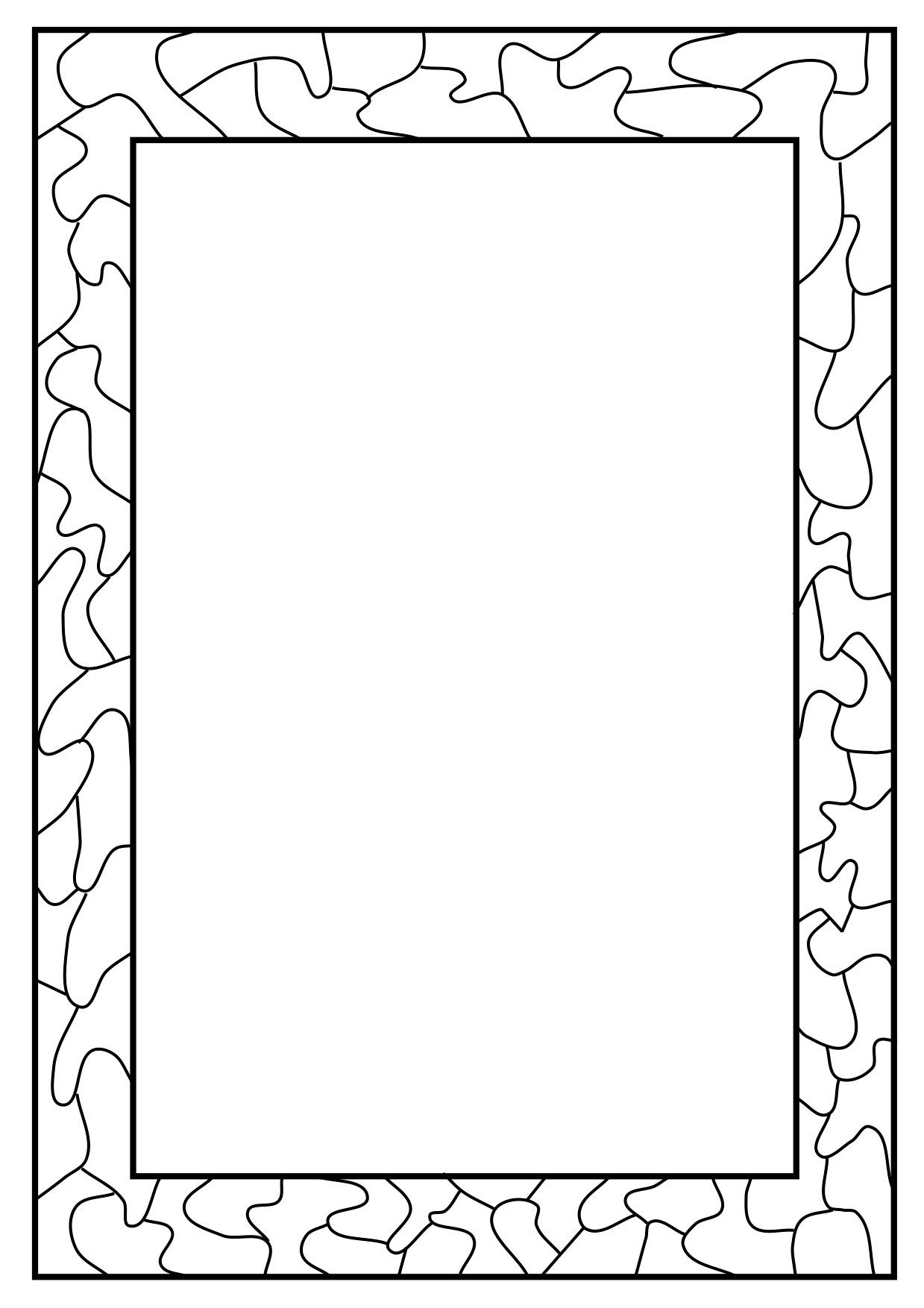 Full Page Borders - Print Out A Wide Range Of Free Page Borders And - Free Printable Page Borders