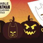 Fun And Free Printable Themed Pumpkin Carving Stencils — All For The   Halloween Pumpkin Carving Stencils Free Printable