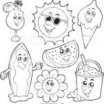 Fundamentals Summer Coloring Pages Free Printable Download Xsibe 10   Free Printable Summer Coloring Pages