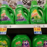 Gain Laundry Detergent For $2.99 With A Printable Coupon At King   Free Printable Gain Laundry Detergent Coupons