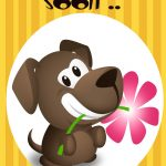 Get Well Soon Free Printable Get Well Soon Puppy Greeting Card   Free Printable Get Well Soon Cards