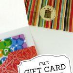 Gift Card Holder Templates | Christmas | Printable Gift Cards   Free Printable Christmas Gift Card Envelopes