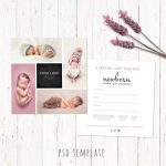 Gift Certificate Template. Newborn Session Photography Gift Card   Free Printable Photography Gift Certificate Template