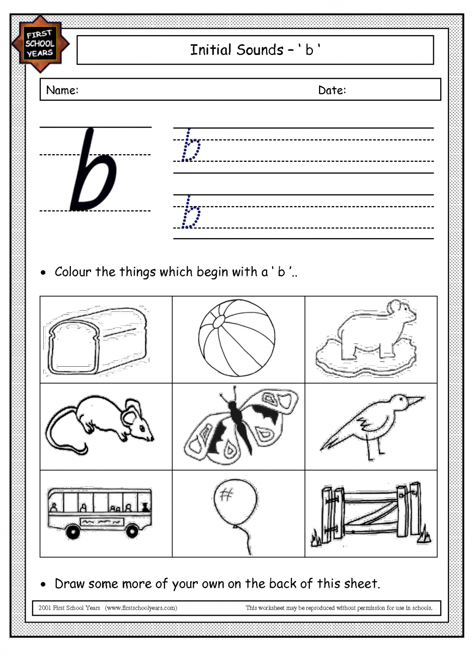 Glancely Free Worksheets For Kids Printables - Jolly Phonics Worksheets Free Printable