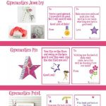 Gymnastics Good Luck Gift Ideas Along With Free Printable Good Luck   Free Printable Good Luck Cards