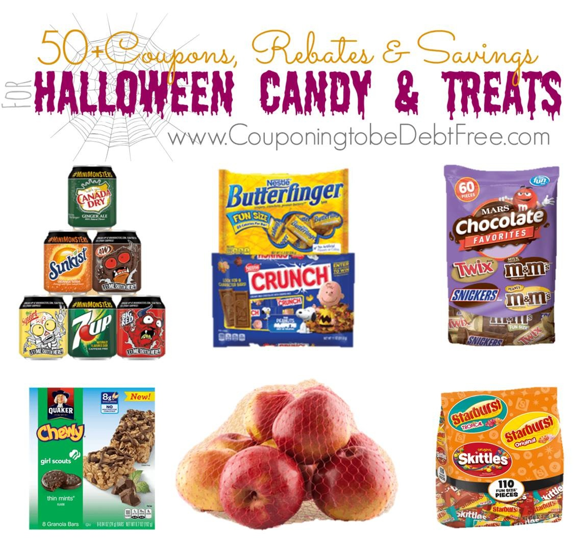 Halloween Candy And Treats: Best Coupons And Cash Back Deals - Free Printable Halloween Candy Coupons