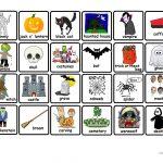 Halloween Memory Game Worksheet   Free Esl Printable Worksheets Made   Free Printable Memory Exercises