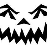 Halloween Pumpkin Stencils To Print   Pin Scary Pumpkin Stencils   Free Printable Scary Pumpkin Patterns