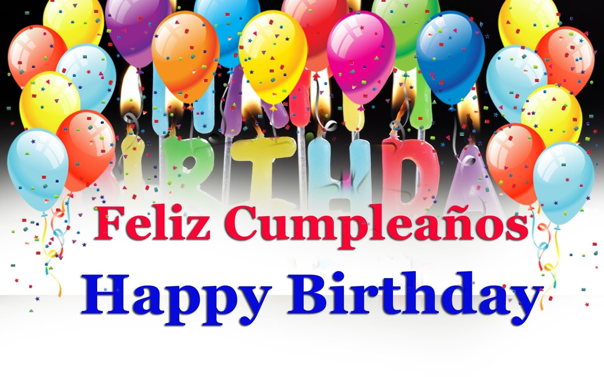 Happy Birthday Spanish | Happy Birthday Spanish Greeting Online E - Free Printable Happy Birthday Cards In Spanish