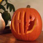 Harry Potter Pumpkin Carving Stencils, Patterns 2018 | Pumpkin   Free Printable Harry Potter Pumpkin Carving Patterns